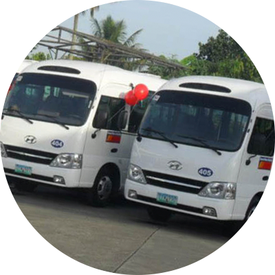 Rental 30 seater cars