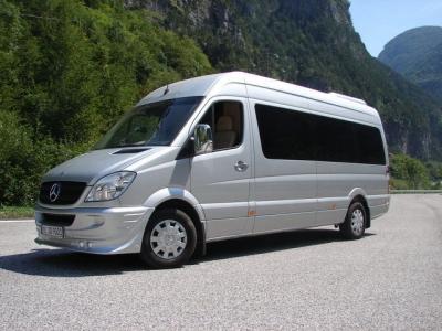 Jawaher 15 Seater Bus